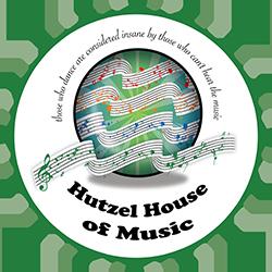 Hutzel House of Music logo