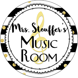 Mrs. Stouffer's Music Room logo