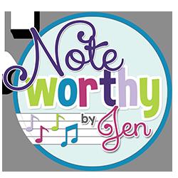 Noteworthy by Jen logo