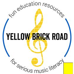 The Yellow Brick Road logo