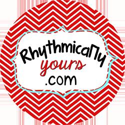 Rhythmically Yours logo