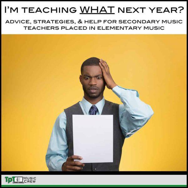 I'm teaching WHAT next year?