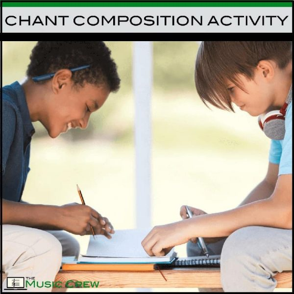 A Chant Composition Activity for Elementary Music