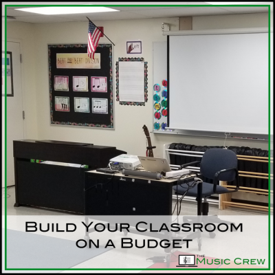 Build Your Classroom on a Budget