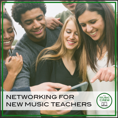 Why Music Teachers Should Network And How To Get Started