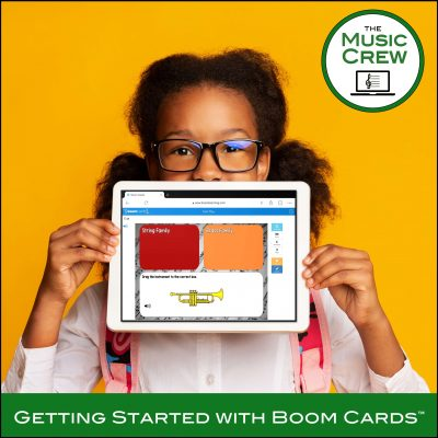 Getting Started with Boom Cards