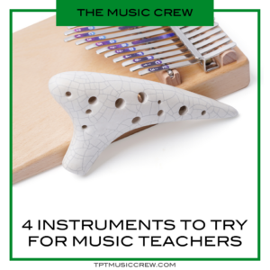 4 New Instruments to Try